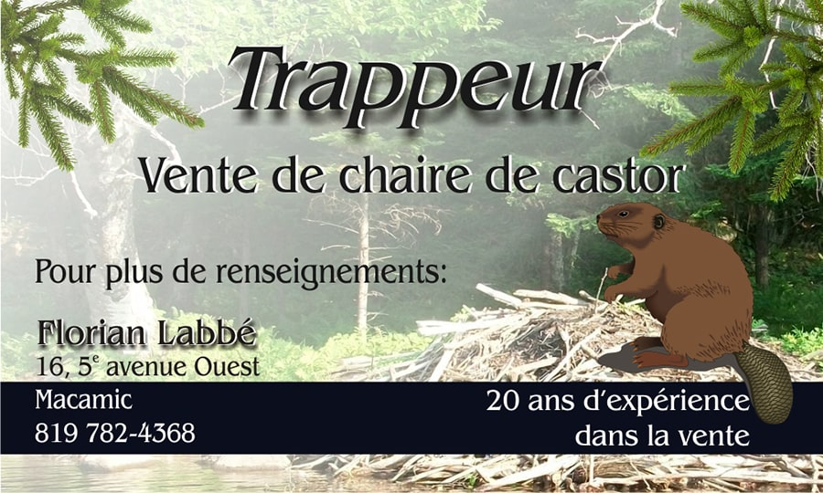 Carte d'affaire trappeur-min