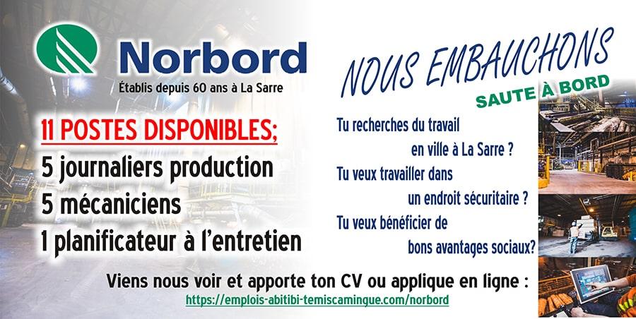 Panneau embauche Norbord-min